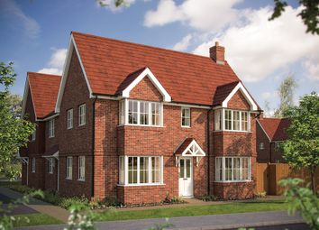 "Thumbnail 3 bed end terrace house for sale in ""The Sheringham"" at Priestley Road, Basingstoke"
