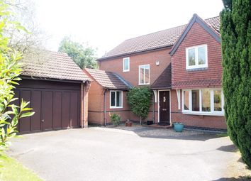 Thumbnail 4 bed detached house for sale in New Road, Kibworth Harcourt, Leicester