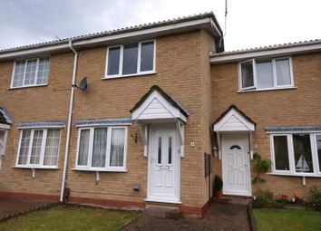 Thumbnail 2 bed terraced house to rent in Hyacinth Close, Creekmoor, Poole