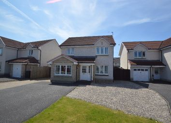 Thumbnail 3 bed detached house for sale in Archers Avenue, Irvine, North Ayrshire