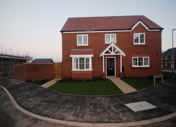 Thumbnail 4 bed property to rent in Wheelwright Drive, Eccleshall