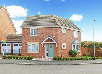 Thumbnail 3 bed detached house for sale in Highlander Drive, Donnington, Telford