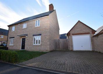 Thumbnail 4 bed detached house for sale in Aldous Drive, Bloxham, Banbury