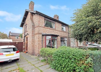 Thumbnail 3 bed semi-detached house for sale in Barrymore Avenue, Warrington