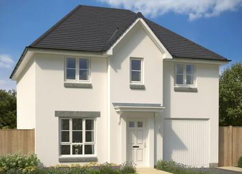 "Thumbnail 4 bed detached house for sale in ""Fenton"" at Charolais Lane, Huntingtower, Perth"
