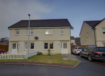 Thumbnail 3 bed town house for sale in 6 Bronze Heuk, North Kessock