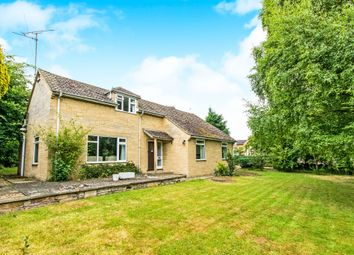 Thumbnail 4 bed bungalow for sale in Foundry Road, Ryhall, Stamford