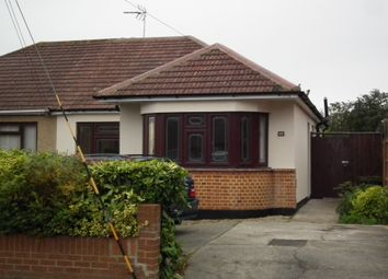 Thumbnail 2 bed semi-detached bungalow to rent in Dandies Drive, Eastwood, Leigh-On-Sea