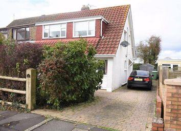 Thumbnail 3 bed semi-detached house for sale in Beaufort Gardens, Kittle, Swansea