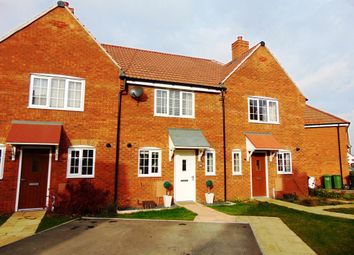 Thumbnail 2 bed terraced house to rent in Crump Way, Evesham