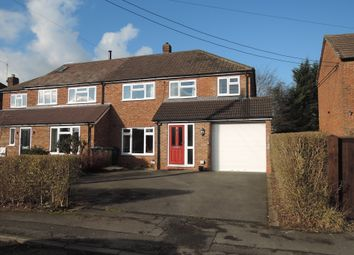Thumbnail 5 bed semi-detached house for sale in Longwood Lane, Amersham