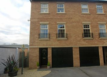 Thumbnail 4 bed town house to rent in The Point, Wakefield
