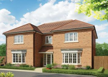 Thumbnail 5 bed detached house for sale in The Willows, Swallowfield, Reading