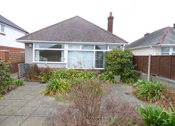 Thumbnail 2 bed detached bungalow to rent in Rosemary Road, Parkstone, Poole