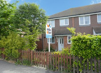 Thumbnail 2 bed end terrace house for sale in Northdown Hill, Broadstairs