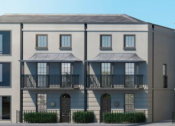 Thumbnail 3 bed town house for sale in North Road, Hertford