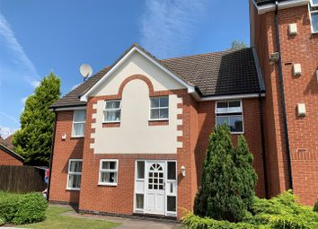 Thumbnail 1 bed flat for sale in Wilson Green, Binley, Coventry