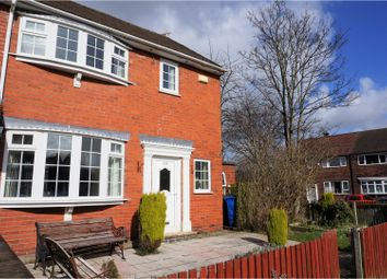 Thumbnail 2 bed semi-detached house for sale in York Road West, Manchester