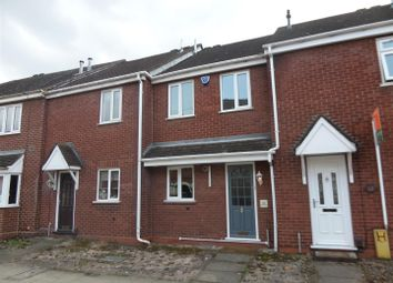 Thumbnail 2 bed terraced house for sale in Tudor Row, Wade Street, Lichfield