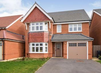 Thumbnail 4 bed detached house for sale in Newland Close, Hamilton, Leicester, Leicestershire