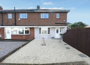 Thumbnail 3 bed end terrace house for sale in Woodcroft Avenue, Hull