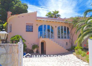 Thumbnail 3 bed villa for sale in 03724 Moraira, Alicante, Spain