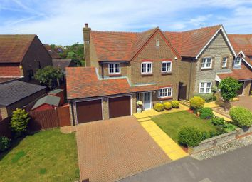 Thumbnail 4 bed detached house for sale in St. Nicolas Lane, Shoreham-By-Sea