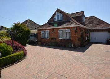 Thumbnail 3 bedroom detached house for sale in Elm Avenue, Pennington, Lymington, Hampshire