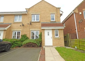 Thumbnail 3 bed terraced house for sale in Chillerton Way, Wingate, Durham