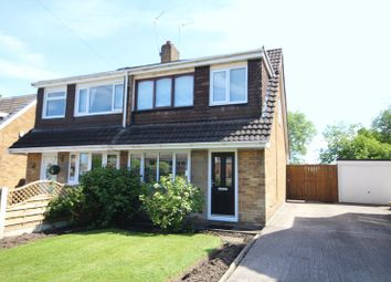 Thumbnail 3 bed semi-detached house for sale in Whitefield Avenue, Norden, Rochdale