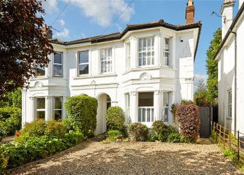 Thumbnail 4 bed semi-detached house for sale in Park Road, Tunbridge Wells, Kent