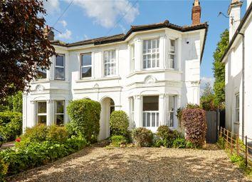 Thumbnail 4 bed semi-detached house for sale in Park Road, Tunbridge Wells, Kent