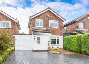 Thumbnail 3 bed detached house for sale in Cotswold Close, Portishead, Bristol