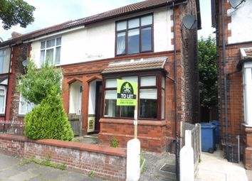 Thumbnail 4 bedroom terraced house to rent in Grassfield Avenue, Salford