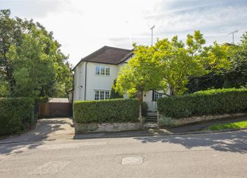 Thumbnail 5 bed detached house for sale in Letchmore Road, Radlett