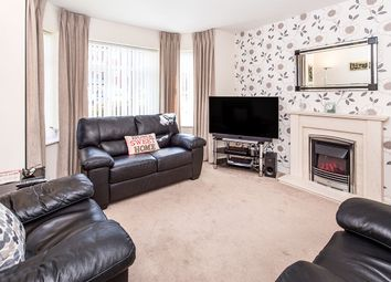 Thumbnail 2 bed flat for sale in Scholars Rise, Middlesbrough