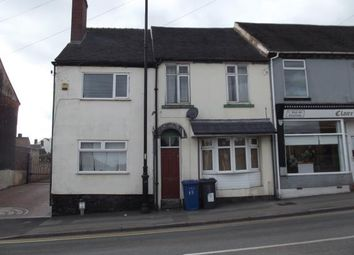Thumbnail 3 bed terraced house for sale in Uxbridge Court, High Street, Chasetown, Burntwood