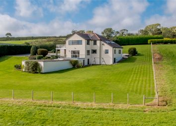 Thumbnail 5 bed detached house for sale in Lon Ganol, Llandegfan, Menai Bridge, Anglesey