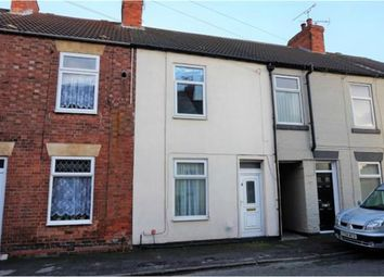 Thumbnail 2 bed terraced house to rent in Grafton Street, Worksop, Nottinghamshire