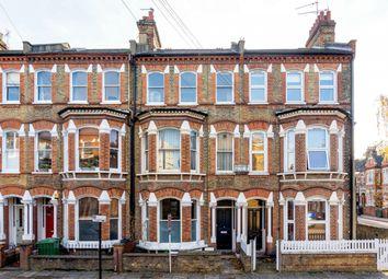 Thumbnail 2 bedroom flat to rent in Hemberton Road, Clapham North, London