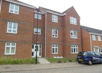 Thumbnail 2 bed flat to rent in Ambergate Way, Newcastle Upon Tyne