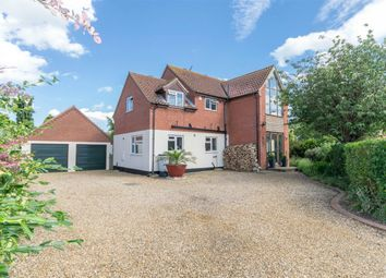 Thumbnail 5 bedroom detached house for sale in Waveney Close, Wells-Next-The-Sea