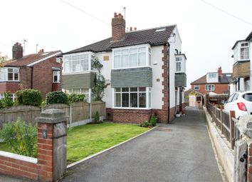 Thumbnail 4 bed semi-detached house for sale in Moss Gardens, Leeds, West Yorkshire