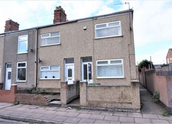 Thumbnail 3 bed terraced house for sale in Alfred Street, Grimsby