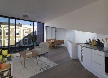 3 bed maisonette for sale in Nevill Road, London N16