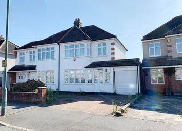 111 Belmont Road, Erith, Kent DA8. 3 bed semi-detached house for sale