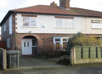 Thumbnail 3 bed property to rent in Rosedale Avenue, Crosby, Liverpool