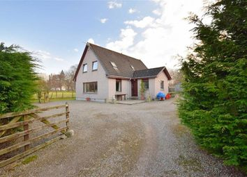 Thumbnail 5 bed detached house for sale in Nethy Bridge