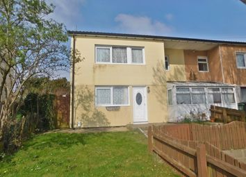 Thumbnail 3 bedroom end terrace house for sale in Allaway Avenue, Cosham, Portsmouth