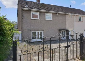 Thumbnail 2 bed end terrace house for sale in Mewslade Avenue, Blaenymaes, Swansea